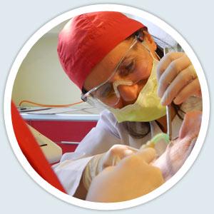Implantologie chirurgie